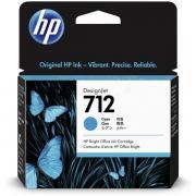 HP 712 (3ED67A) Tintenpatrone cyan