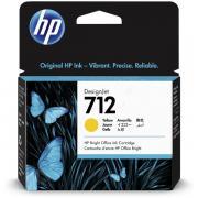 HP 712 (3ED69A) Tintenpatrone gelb