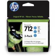 HP 712 (3ED77A) Tintenpatrone cyan