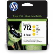 HP 712 (3ED79A) Tintenpatrone gelb