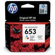 HP 653 (3YM74AE#302) Druckkopfpatrone color