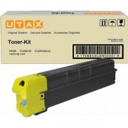 Utax CK-8516 Y (1T02XNAUT0) Toner gelb