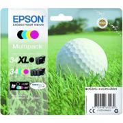 Epson 34XL (C13T34794010) Tintenpatrone MultiPack