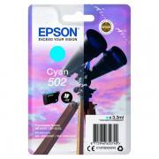 Epson 502 (C13T02V24010) Tintenpatrone cyan