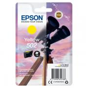 Epson 502 (C13T02V44010) Tintenpatrone gelb