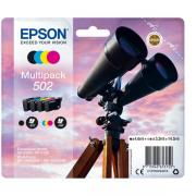 Epson 502 (C13T02V64010) Tintenpatrone MultiPack