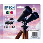 Epson 502XL (C13T02W64010) Tintenpatrone MultiPack