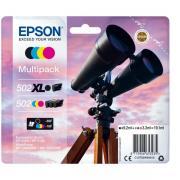Epson 502XL/502 (C13T02W94010) Tintenpatrone MultiPack