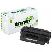 My Green Toner schwarz ersetzt Canon 715H HP 53X