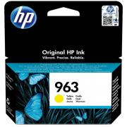 HP 963 (3JA25AE#301) Tintenpatrone gelb