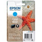 Epson 603 (C13T03U24010) Tintenpatrone cyan