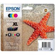 Epson 603XL (C13T03A64020) Tintenpatrone MultiPack