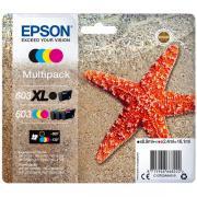 Epson 603XL/603 (C 13 T 03A94020) Tintenpatrone MultiPack