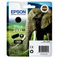 Epson 24XL (C 13 T 24314012) Tintenpatrone schwarz  kompatibel mit