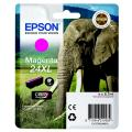 Epson 24XL (C 13 T 24334012) Tintenpatrone magenta  kompatibel mit