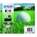 Epson 34XL (C 13 T 34764010) Tintenpatrone MultiPack  kompatibel mit