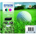 Epson 34 (C 13 T 34664010) Tintenpatrone MultiPack  kompatibel mit