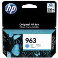 HP 963 (3JA23AE#301) Tintenpatrone cyan  kompatibel mit