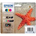 Epson 603XL/603 (C 13 T 03A94010) Tintenpatrone MultiPack  kompatibel mit