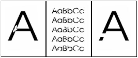 Drucker Hilfe: Fehler im Druckbild